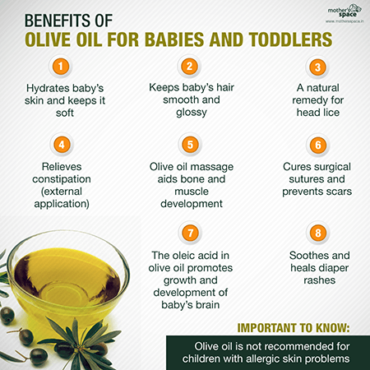 Theseus EVOO Secret Benefits for your baby and toddler