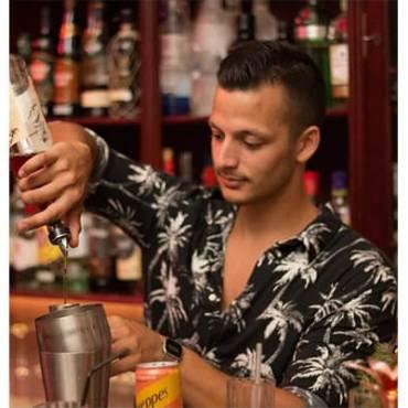 Bartender Angel Demagos'