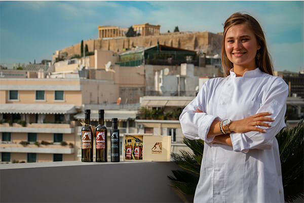 Chef Anastasia Dmytruk